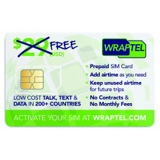 Free International SIM Card