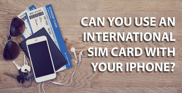 Do Iphones Come With Sim Cards